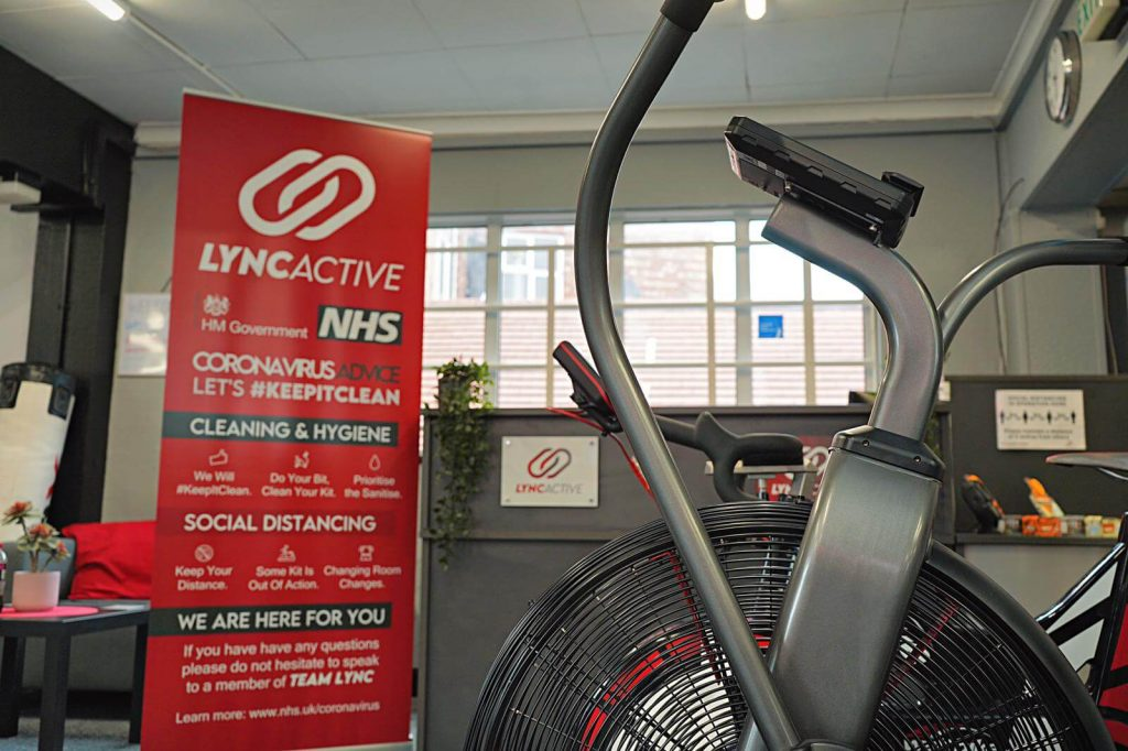 Worksop Personal training lync active